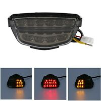 Integrated LED Rear Tail Light Turn Signals For Honda CBR1000RR 08-16 15 Smoke