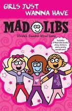 Girls Just Wanna Have Mad Libs: Ultimate Box Set, Stern, Leonard, Price, Roger