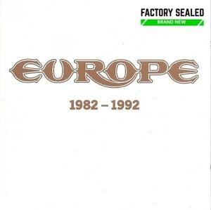 Europe - 1982 - 1992 CD NEW