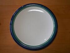 "Pfaltzgraff USA OCEAN BREEZE Set of 7 Dinner Plates 10 3/8"" Blue Green"