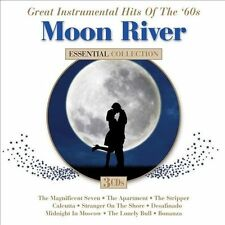Moon River: Great Instrumental Hits of the '60s [Box] by Various Artists (CD i4a