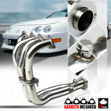 Stainless Steel 4-2-1 Exhaust Header Manifold for 94-01 Integra GS/LS/RS B18B1