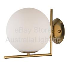 NEW Flos Wall Light Brass Flos IC diameter 20cm Replica