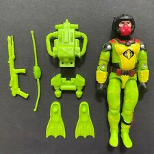 Gi Joe Blackmajor Eels- Python Patrol