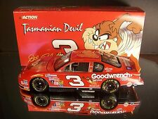Rare Dale Earnhardt #3 GM Goodwrench No Bull Tasmanian Devil 2000 Chevy RCCA