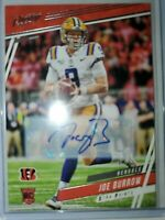 2020 JOE BURROW ROOKIE AUTO 15 CARD !REPACK! AUTO GAURENTEED *PLEASE READ*