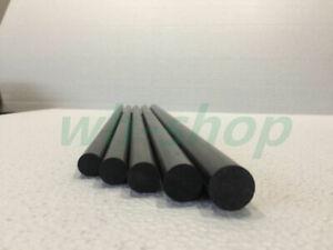 Carbon Fiber Rod 11mm 12mm 14mm 15mm 16mm 18mm 20mm x 500mm