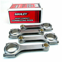Manley 14010-4 H Beam Connecting Rods for 2003-05 Dodge Neon SRT-4 SRT4