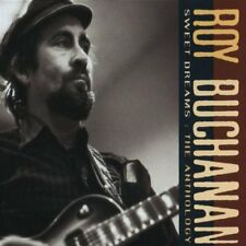ROY BUCHANAN SWEET DREAMS THE ANTHOLOGY 2 CDCOUNTRY BLUES MUSIC NEW