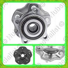 REAR WHEEL HUB BEARING ASSEMBLY LEXUS RX350 RX450h 4WD TOYOTA HIGHLANDER SINGLE