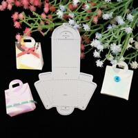 Carrying Case Cutting Dies Stencil DIY Scrapbooking Album Cards Embossing Decor