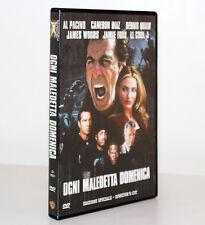 OGNI MALEDETTA DOMENICA [EDIZIONE SPECIALE] [2 DVD 1999] 1° Ediz. Z8-18821