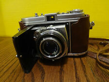 Vintage Kodak Retina 1b Folding 35mm Camera, 50mm f/2.8 Schneider Xenar FAST S/H