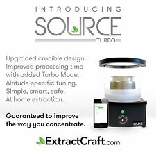 The Source Turbo by ExtractCraft - At-Home Essential Oil Extraction Appliance