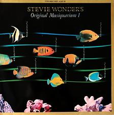 STEVIE WONDER - Stevie Wonder's Original Musiquarium I (LP) (VG/VG-)