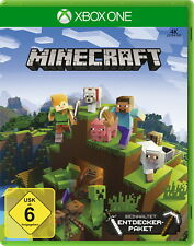 Minecraft - Xbox One Edition inkl. Explorers Pack (Microsoft Xbox One, 2017)
