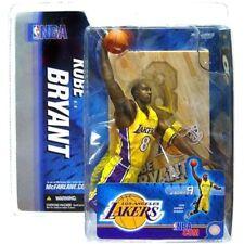 NBA Sports Picks Series 9 Kobe Bryant Action Figure [Purple Jersey Variant]