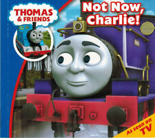 Thomas and Friends Story - My First Story Time Set: NOT NOW, CHARLIE -  NEW
