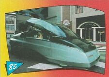 1989 Topps Back To The Future II #85 Twin Turbo Charged Prototype > Chevrolet
