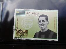 SHARJAH Juan Alberto Schiaffino URUGUAY ITALIA MILAN  FOOTBALL SOCCER