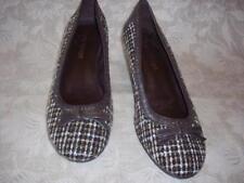 Diana Ferrari Leather Med (1 in. to 2 3/4 in.) Women's Heels