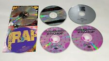 6 Cd Lot Rap Compilations 90's And Millennium
