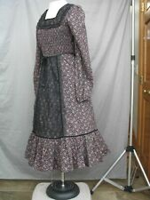 Victorian Dress Women's Edwardian Costume Western Civil War Prairie Reenactment