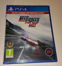 Need For Speed Rivals Edición Limitada PS4 Nuevo Sellado PAL Reino Unido Sony PlayStation 4