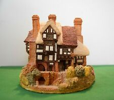 """Lilliput Lane """"Three Feathers"""" In good condition with deed, signed piece."""