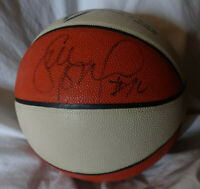 Seattle Storm SUE BIRD Signed Authentic Game Used WNBA Basketball