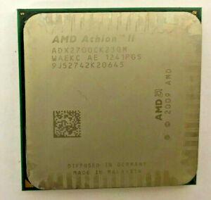 AMD Athlon II X2 270 ADX2700CK23GM - 3.40GHz - Dual Core - Sockel AM2+/AM3 #793