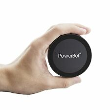 PowerBot PB1020 Qi Enabled Wireless Charger Inductive Charging Pad Station Black