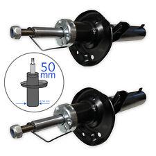 For Vw Passat CC 4Motion 2008>2012 2x Front Shock Absorber Shocker Damper 50 mm