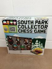 South Park Collector Chess Game 2004 Complete Set Comedy Central by Cardinal Inc