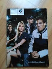 Catalogue BMW Motorsport