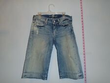 Womens, Jeans, 7 for all man kind , Capris, Size 25