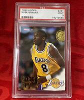 1996 Hoops Kobe Bryant #281 RC PSA 9