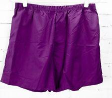 Lands' End Swim Tankini Bottom Shorts Sz M 10-12 100% Nylon Lightweight unlined
