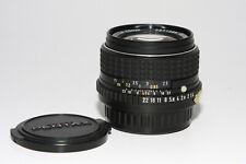 "SMC Pentax-M 1,4/50mm #2271096 PK Bajonett "" guter Zustand """