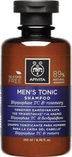 Apivita Men's Tonic Shampoo with Rosemary & Hippophae TC 250ml-8.45Fl.Oz.