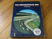 The Indianapolis 500, 1st ed Jack C.Fox, the World Publishing Company 1967