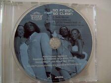 OUTKAST - SO FRESH, SO CLEAN - PROMO CD-SINGLE