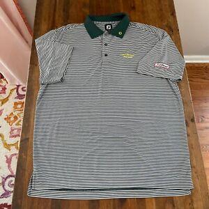 Footjoy Polo Bob Vokey Design Mens Large XL Golf Shirt Titleist Green BV SAW