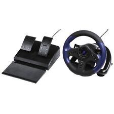 Hama 113754 Racing Wheel uRage GripZ PC Game Lenkrad