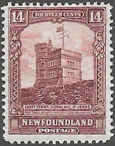 Newfoundland Scott Number 155 SG 174 FVF NH Cat $34
