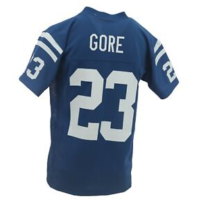 Indianapolis Colts Frank Gore Official NFL Kids Youth Size Jersey New With Tags
