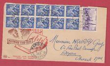 1947 BELLE LETTRE AFFRT COMPOSE