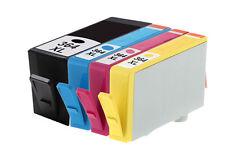 4 COMPATIBLES NON-OEM 364XL Deskjet D5445 D5460 D5463 D5468 D7560 3070a HQLTY