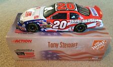 #20 TONY STEWART HOME DEPOT INDEPENDENCE DAY 2003 MONTE CARLO ACTION 1/24