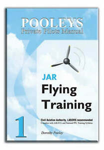 Pooley's JAR Flying Training (Air Pilot's Manual) PPL Study Book BRAND NEW
